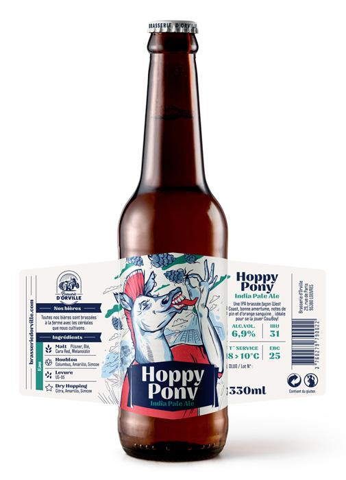 Hoppy Pony