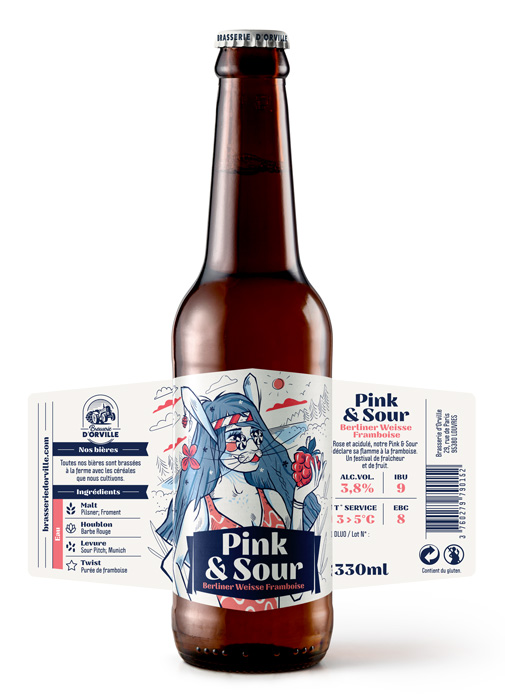 Pink & Sour